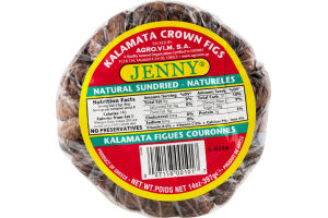 Jenny Natural Sundried Kalamata Crown Figs