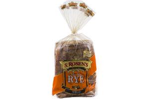 S. Rosen's Bread Marble Rye Swirled