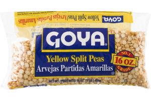 Goya Yellow Split Peas