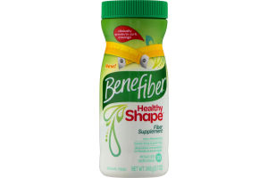 Benefiber Healthy Shape Fiber Supplement Powder