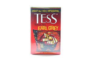 Чай чорний с/лист.Ерл гей Tess 100г