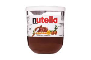 Паста горіхова з какао Nutella ст 200г