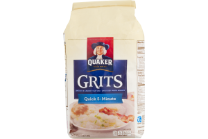 Quaker Grits Quick 5-Minute