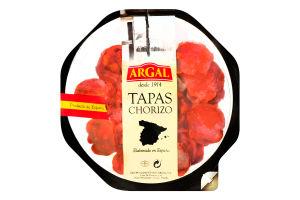 Ковбаса Tapas Chorizo Argal с/в лоток 80г