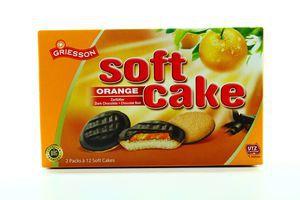 Печиво Griesson апельсин шоколад 300г