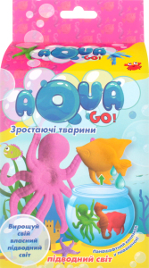Набор антистресс для детей от 3-х лет №30255 Aqua Go Морские животные Мир Лео 1шт