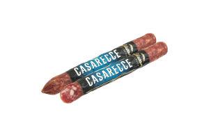 Колбаса высший сорт Casarecce Masar с/к кг