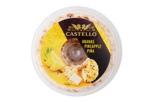 Крем-сир 65% Ananas Castello п/у 125г
