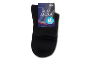 Носки мужские Легка Хода №6331 25 темно-серый