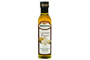 Олія оливкова Extra Virgin з білими трюфелями Monini с/пл 250мл
