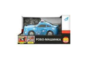 Іграшка для дітей від 3років №D622-H044A Робо-машинка Big Motors 1шт