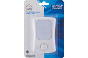 Smart Living Motion Activated Night Light