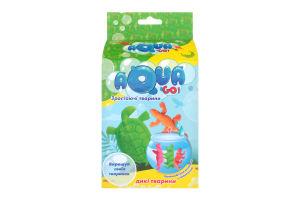 Набір антистрес для дітей від 3-х років №30256 Aqua Go Тварини Африки Мир Лео 1шт