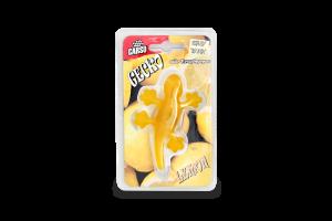 Ароматизатор гелевый Lemon Gecko K2 1шт