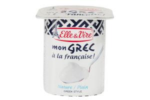 Десерт молочний оригінальний Mon Grec Elle&Vire ст 125г