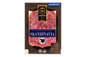 Ковбаса Skandinavia Gremio de la carne н/к в/у 0.1кг