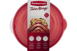 Rubbermaid Take Alongs Serving Bowls - 2 CT