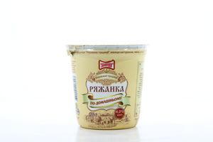 Ряженка Злагода по-домашнему термостатная 4% п/б 300г