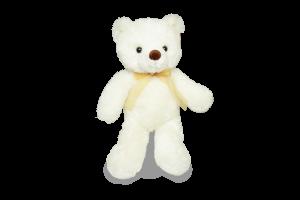 Игрушка мягкая Aurora Медведь белый 46см 150212M