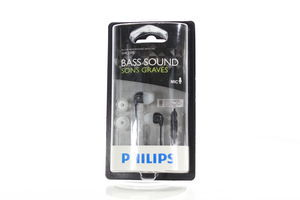 Навушники Philips SHE3595BK/00 Black