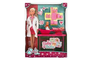 Лялька для дітей від 3-років №2608 Baby Doctor Steffi love Simba 1шт
