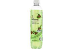 Ahold Flavored Sparkling Water Beverage Kiwi Strawberry