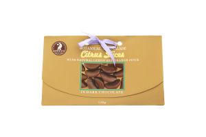 Мармелад в чорному шоколаді Цитрусові дольки Shoud'e к/у 130г
