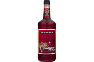 DeKuyper Strawberry Patch Schnapps Liqueur