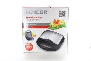 Сендвічмейкер Sensor SSM 4200 SS