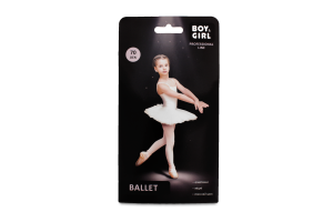 Колготы детские Boy&Girl Ballet 70den 152-158 black