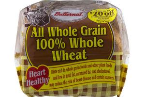 Butternut All Whole Grain 100% Whole Wheat Bread