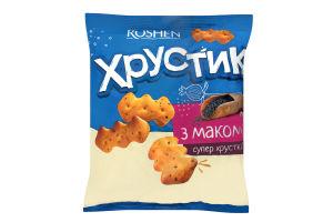 Крекер Хрустик с маком ККФ 360г /8шт