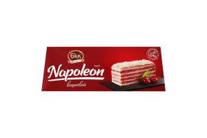 Торт вишневий Napoleon БКК к/у 700г