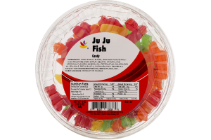 Ahold Ju Ju Fish Candy