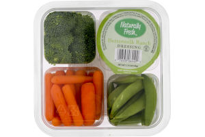 Ahold Snack Pack Vegetables with Dip