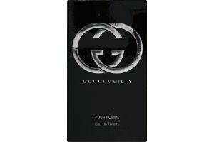 Gucci Guilty Mens Eau De Toilette Natural Spray
