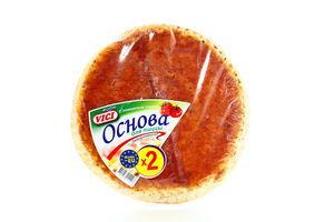 Основа для пиццы с томатным соусом Vici 2*210г/420г