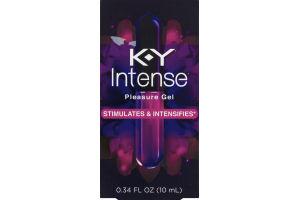KY Pleasure Gel Intense