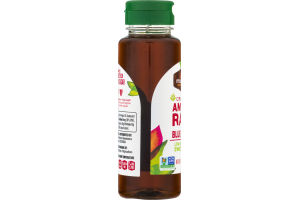Madhava Organic Amber Raw Blue Agave Low-Glycemic Sweetner