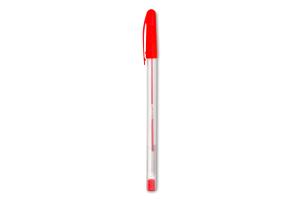 Ручка маслянная UNIK 0,7 mm (2000/50) красная