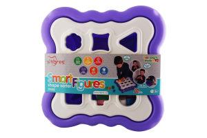 Іграшка-сортер для дітей від 12міс №39520 Smart Figures Tigres 1шт