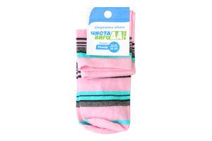 Чиста ВигоДА! Шкарпетки жіночі середні А1 в асортименті р.23-25