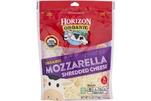 Horizon Organic Shredded Cheese Mozzarella