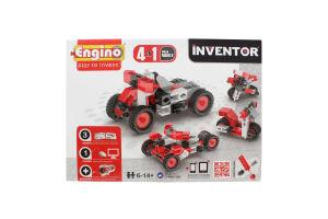 Конструктор серії Inventor 4в1 Мотоцикли Engino