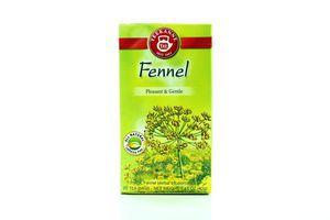 Чай Teekanne Фенхель 20*2г 40г