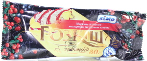 Мороженое Лимо Роскошь маскарпоне-лесная ягода в бел глазури эскимо 80г