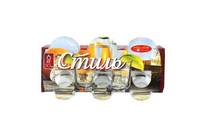 Набір стаканів Стиль 50 мл 6 шт в упаковці