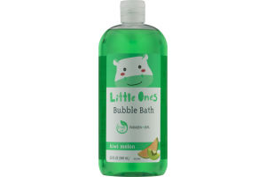 Little Ones Bubble Bath Kiwi Melon