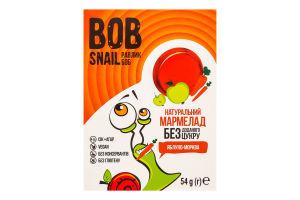 Мармелад фруктово-овочевий Яблуко-морква Bob snail к/у 54г