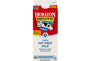 Horizon Organic Milk Fat-Free